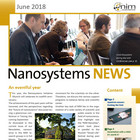 Nanosystems NEWS Juni 2018